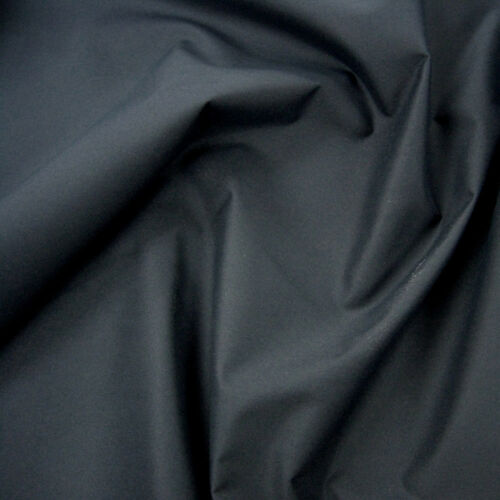 Breathable Waterproof PU Fabric Sold BY THE METRE! 7 Colours