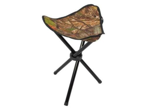 Tree Deep Camo 3 Leg Folding Stool Chair Legged Tripod Fishing Seat  Camouflage