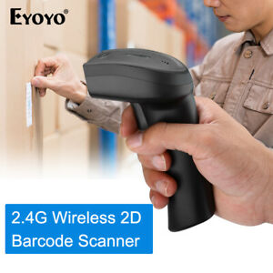 Eyoyo-2-4G-Wireless-amp-USB-Wired-1D-2D-QR-Barcode-Scanner-Reader-for-Windows-PC