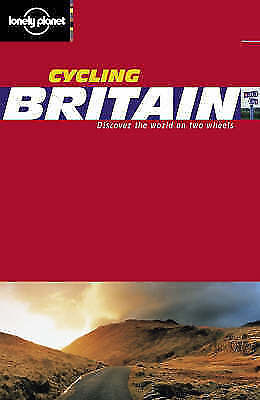 """""""AS NEW"""" Connellan, Ian, Britain (Lonely Planet Cycling Guides), Paperback Book"""