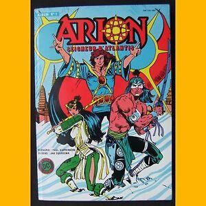 ARION-SEIGNEUR-D-039-ATLANTIS-Album-n-1-Paul-Kupperberg-Jan-Duursema-1984