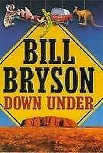 Down Under Bill Bryson