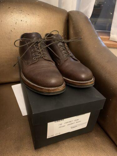 Viberg 145 Oxford Shoe - Size 8 - KUDU