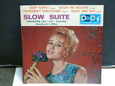 ORCHESTRE DES 101 VIOLONS Slow suite Deep purple ... POX 60