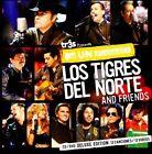 MTV Unplugged Los Tigres Del Norte and Friends [Deluxe Edition] by Los Tigres del Norte (CD, May-2011, 2 Discs, Fonovisa)
