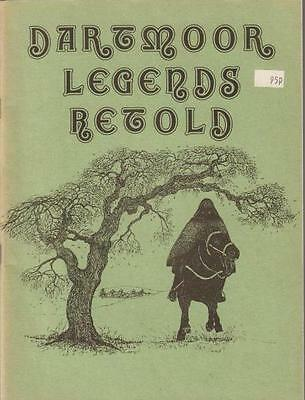 1990 Dartmoor Legends Retold T H Gant And W L Copley Paperback Very Good Cond Less Expensive