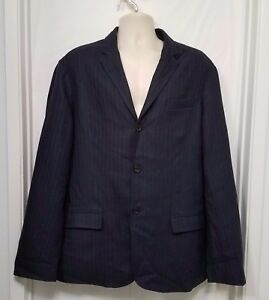 Image Is Loading Rl Denim Amp Supply Mens Sports Coat Blazer