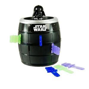 TOMY Star Wars Pop Up Darth Vader Children's Preschool Action Game