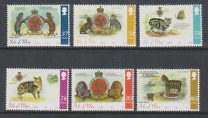 Isle-of-Man-2011-Tales-of-the-Tailess-set-MNH-SG-1676-81