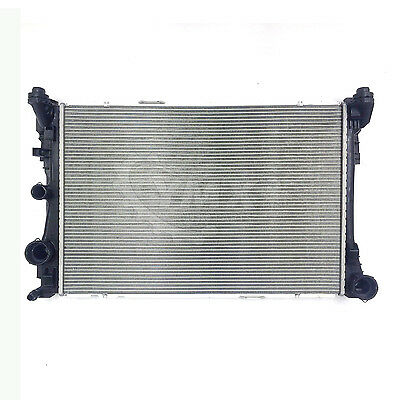 0995002703 Radiator Fits Mercedes Benz C250 SLK250 SLK350 2012 2013 2014 2015