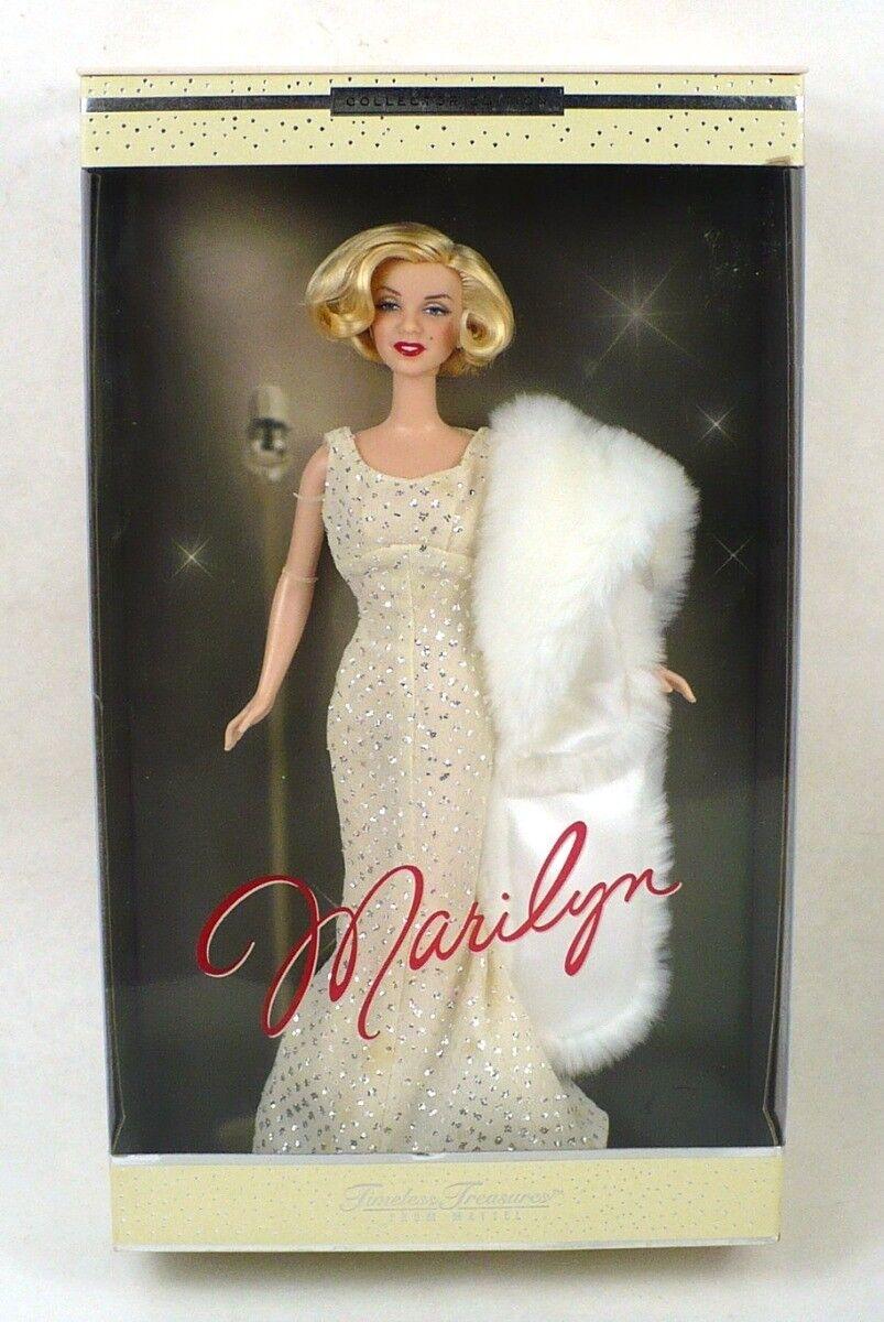 NRFB Barbie MARILYN MONROE Timeless Treasures 29049
