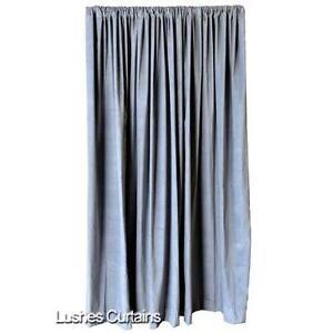 Schalldämmung Vorhang grau samt vorhang 213cm h panel musik studio geräusche schalldämmung