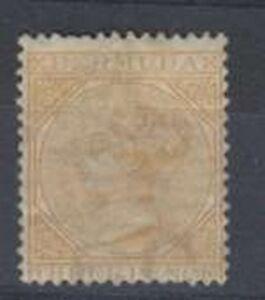 Bermuda-Stamp-Yvert-3-MH-C-V-600-780