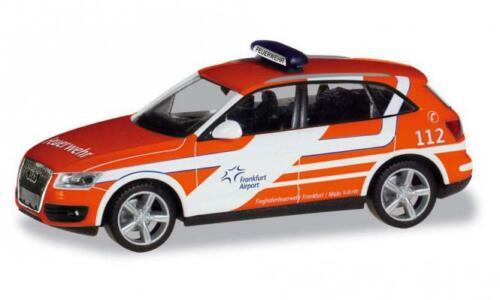 Herpa automóviles audi q5 elw fraport francfort//main 095532