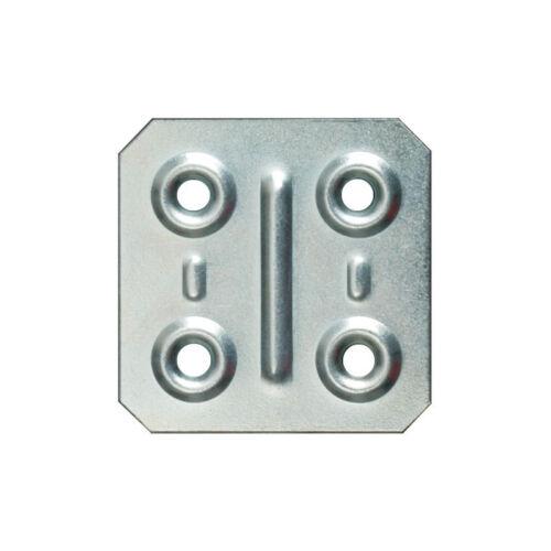 Stahl-Winkel Winkel Winkelverbinder Bauwinkel  225x145mm