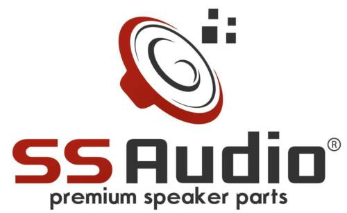 SS Audio Diaphragm for B/&C DE620 Driver Speaker Horn Repair 8 Ohm BC-MMD620-8