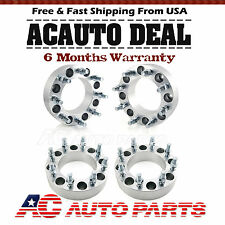 """4x2"""" Wheel Spacers 8 Lug Adapters 8x170 For Ford F250 F350 Super Duty Excursion"""