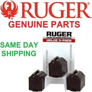 Ruger-90451-10-22-Magazine-Value-3-Pack-BX-1-22LR-10-Round