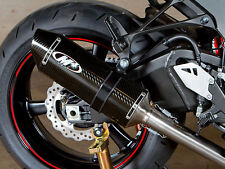 M4 Standard Mount Carbon Slip On Exhaust Kawasaki ZX10R 2011 2012 2013 11 12 13