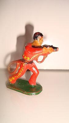 Attivo Figurine Figur Cowboy N°2 (5x5cm) Così Efficacemente Come Una Fata