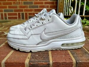 Details about Nike Air Max LTD Leather Running Shoes (687977 111) Men's Size (10)
