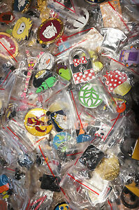 Disney World Trading Pins Pin Lot of 75 No Duplicates Plus Bonus Pin on Card