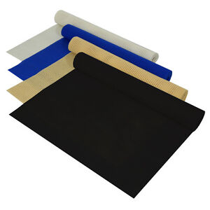 Non Slip Grip Mat Rolls Dash Drawer Liner Table Placemat
