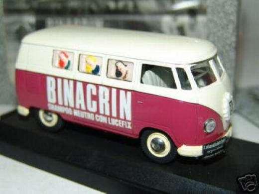 RARE VITESSE VW T1 Van Binacrin Giro D'Italia 1 43 Ltd Edt MB 1 de 1000