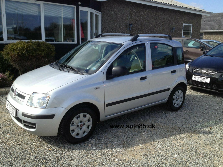 Fiat Panda 1,2 69 Dynamic 5d - 24.800 kr.