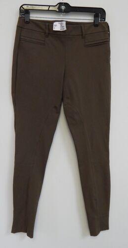 Sz Stræk Theory Taupe Blend New Khaki Cotton 225rt 4 Pants Leg Straight Dark npPxxqABZw