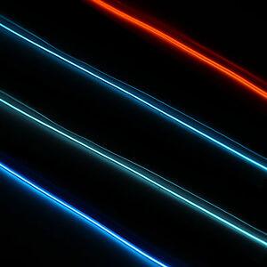 12V-2mt-Striscia-Atmosfera-Luci-Decorazione-EL-Neon-Illuminazione-Auto-Interno