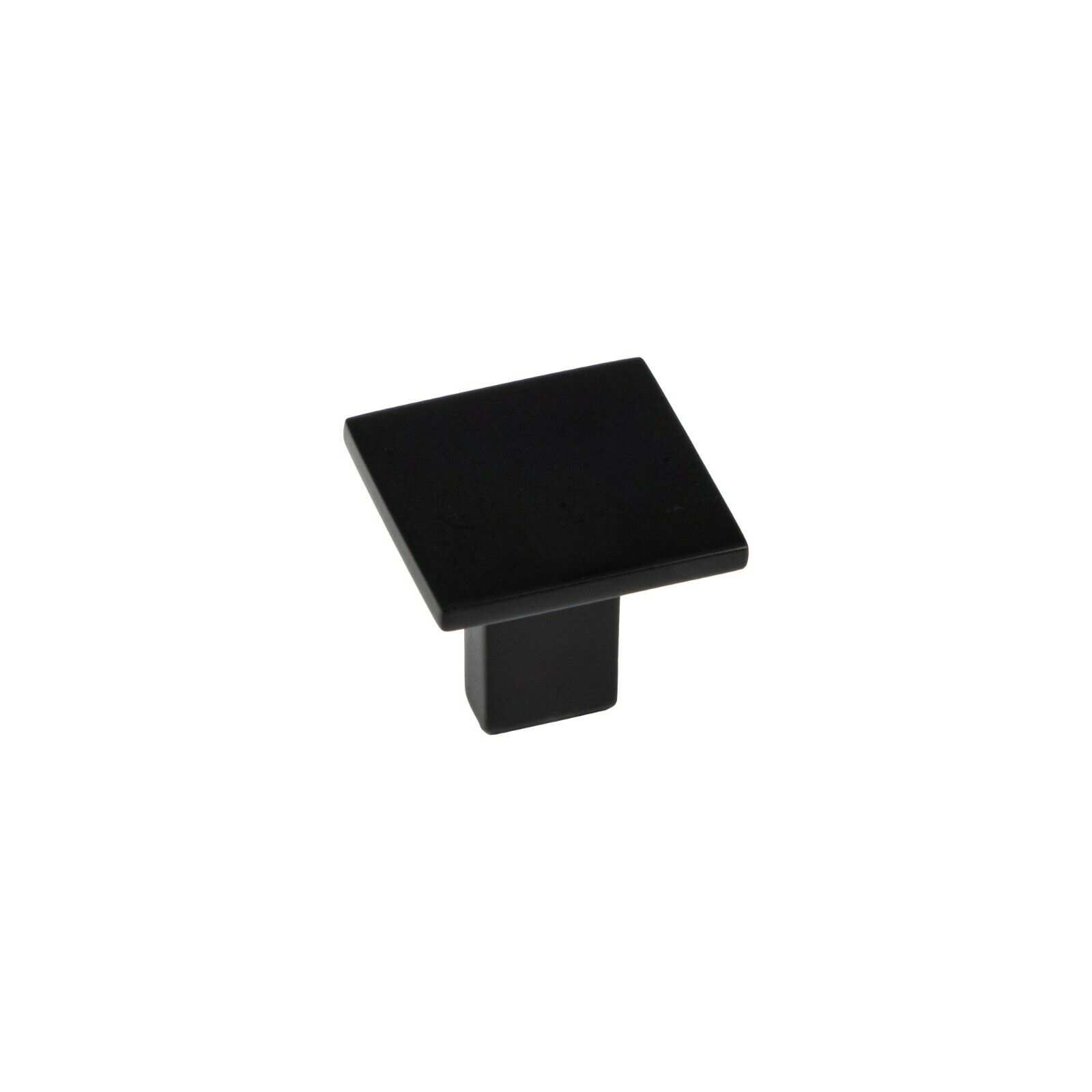 Bouton De Meuble Noir Cuisine Poignee Metal Carre Porte 28 X 28 Ebay