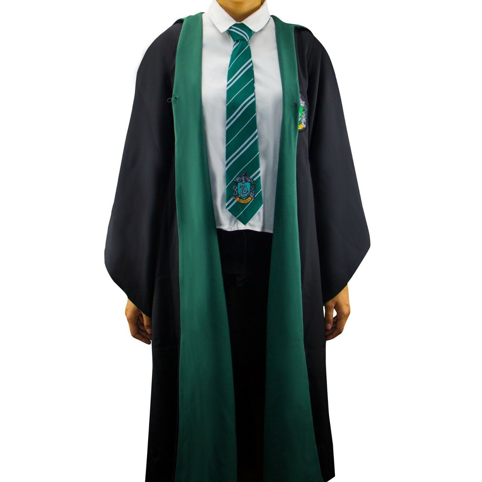 DIVISA DA MAGO - Harry Potter - SERPEVERDE Da bambino e Adulto   Cinereplicas