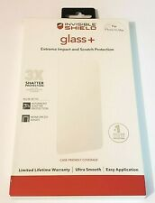 OEM ZAGG invisibleSHIELD HD Glass Screen Protector for Apple iPhone XS Max 3x