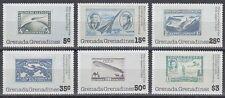 Grenada-Grenadines 1978 ** Mi.267/72 Marke auf Marke Stamp on stamp [sq5218]
