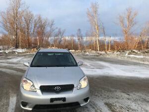 2008 Toyota Matrix  Certified & warranty ready to go
