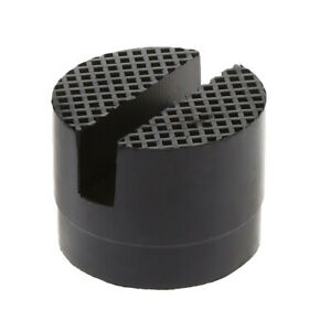 Rubber-Pad-Rubber-Block-Hydraulic-Ramp-Jack-Pads-Jack-Adapter-Lifting-Great-HA2
