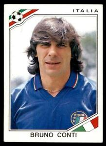 Panini WC MEXICO 86 N 37 ITALIA  TEAM WITH BACK VERY GOOD CONDITION!!