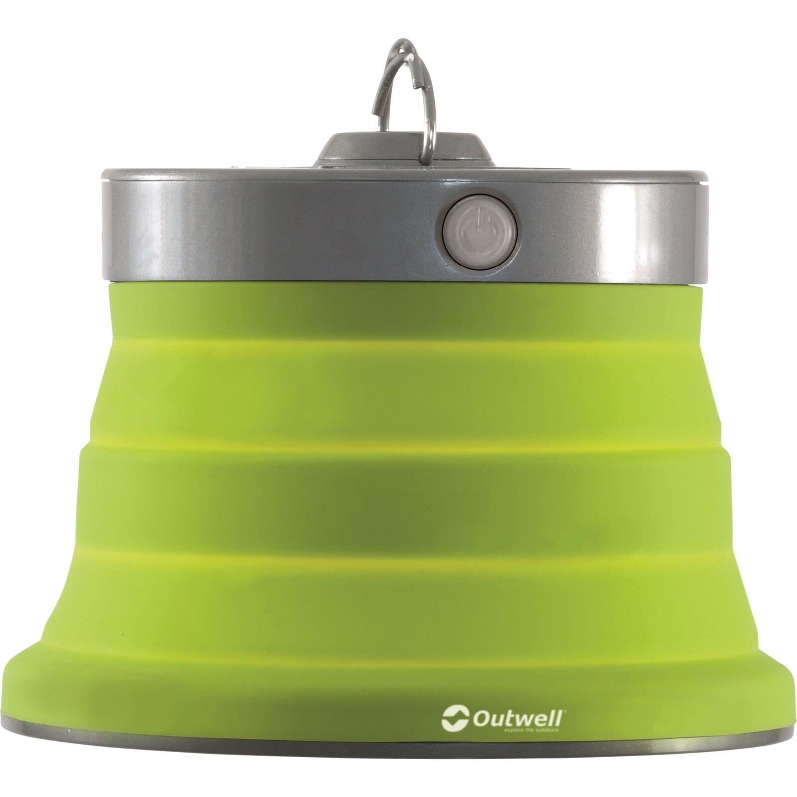 Outwell Polaris Lime Grün, LED-Lampe, grün