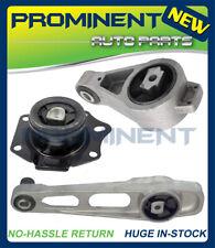 Trans Engine Motor Mount For 01-05 Chrysler Sebring 2.4L 4612 4621 6699 M870