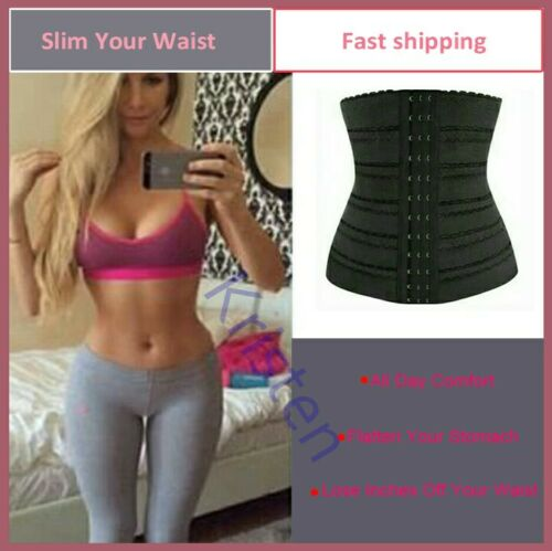 Waist Trainer  Body Shaper Weight Loss Size XS S M L XL 2X 3X Available