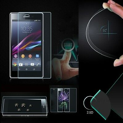 Explosion Proof Tempered GLASS Screen Protector For Sony Xperia T2/T3/M2/M4/E4
