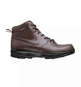 Details about Nike ACG Brown Leather Boots 454350-222 Men's Size 10.5 RARE