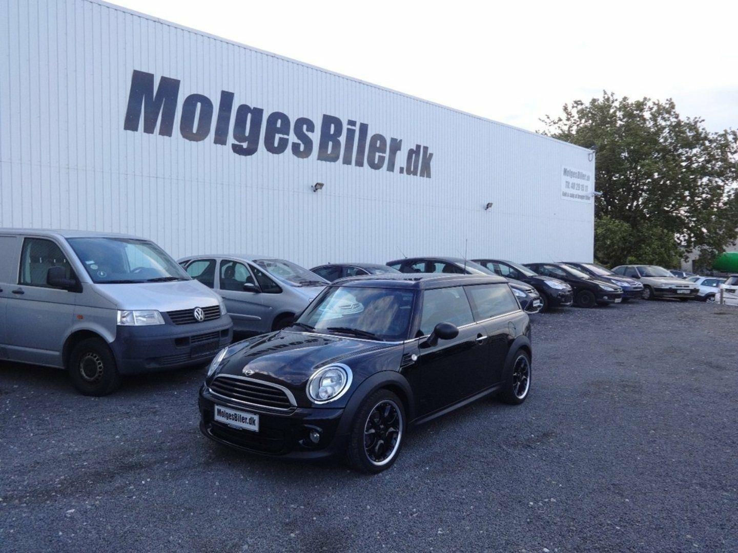 Mini Clubman One 1,6 aut. 5d
