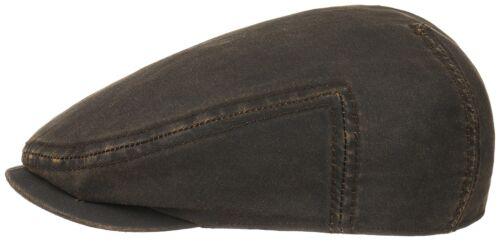 Stetson Casquette Flatcap Casquette DRIVER marron vintage s-xxl sun Guard ® neuf tendance