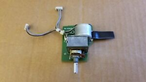 NAD 705 receiver volume control assembly