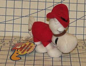 Stuffins Rocky and Bullwinkle & Friends Horse CVS Plush Figure Jay Ward VG