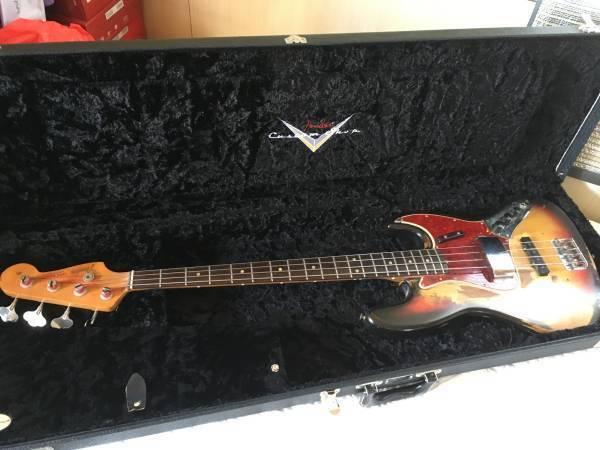 Fender Custom Shop Hard Case beutiful rare JAPAN EMS EMS EMS F/S 33c7c0