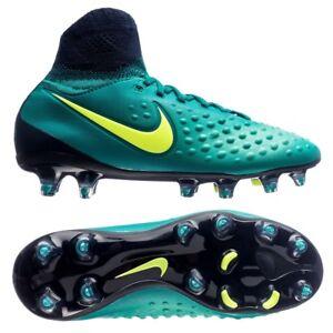 814aa058a10e NEW JUNIOR NIKE MAGISTA OBRA II FG SOCK FOOTBALL BOOTS SIZE UK 4.5 ...