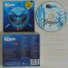 CD WALT DISNEY PIXAR BOF NEMO MUSIQUE DE THOMAS NEWMAN AVEC ROBBIE WILLIAMS